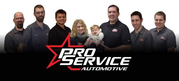 Pro Service Team
