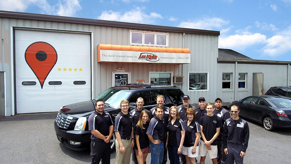 Lee Myles Auto Care & Transmissions Staff