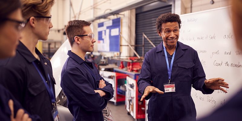 7 Simple Steps to a Successful Repair Shop Meeting