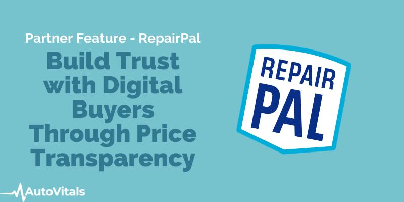 Partner Feature: RepairPal
