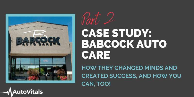 Babcock Auto Care: Pt. 2