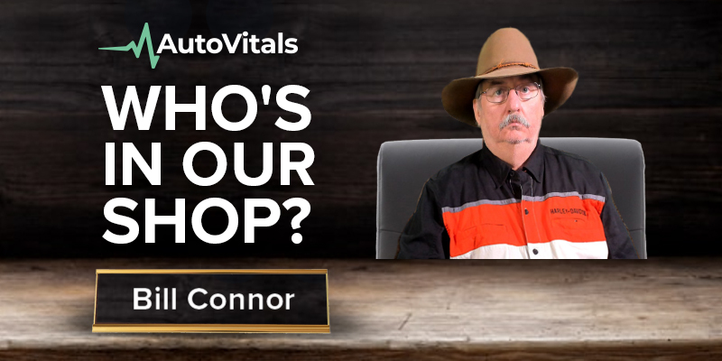 Meet Bill Connor: AutoVitals Trainer and Jack-of-all-Trades